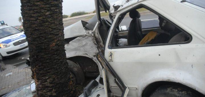 Menos fallecidos en siniestros de tránsito en Montevideo