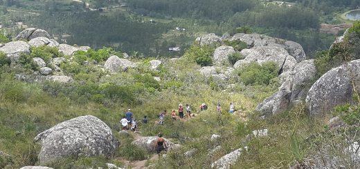 Subir el Cerro Pan de Azúcar es toda una aventura