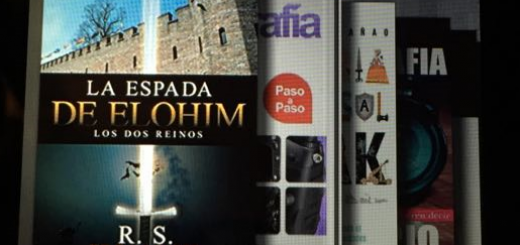 La Espada de Elohim se escribió en una computadora del Plan Ceibal
