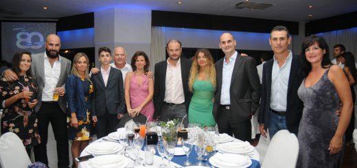 El Club Malvín celebró 80 años de vida en Punta Cala! Parte del equipo de Ciudad Malvín estuvo presente (foto: Antonio Scuro)