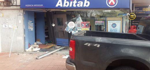Volvieron a robar Abitab en Malvín con la misma modalidad que el 1 de enero