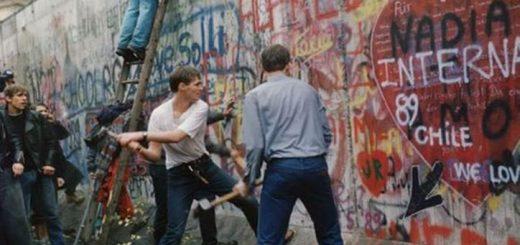 Aniversario de la caída del Muro de Berlín