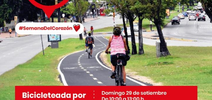 Nos sumamos a la Semana del Corazón 2019 Uruguay! Vos también!