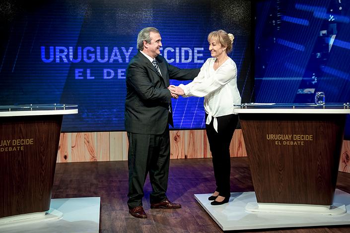 Machismo y racismo en la política uruguaya!