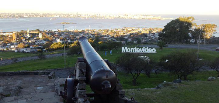 Fortaleza del Cerro de Montevideo: nos fuimos de visita!