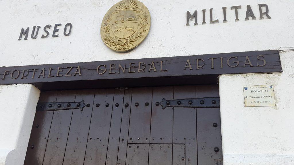 Museo Militar General Artigas en la Fortaleza del Cerro de Montevideo