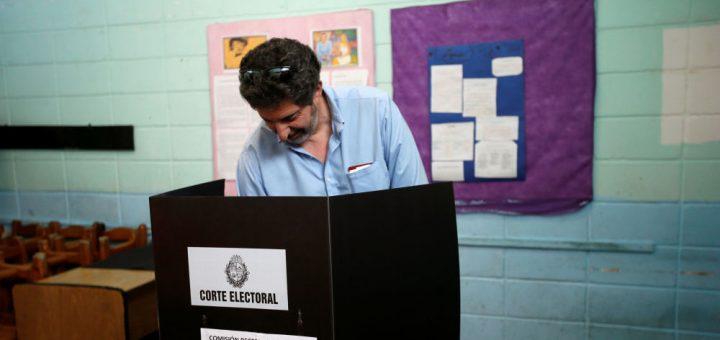 Cómo votamos los malvinenses en el balotaje?