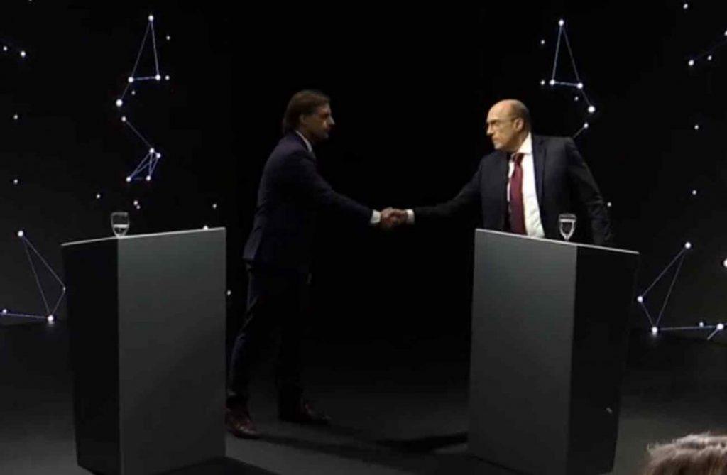 Opinión Debate Presidencial 2019: los candidatos no son quienes dicen ser