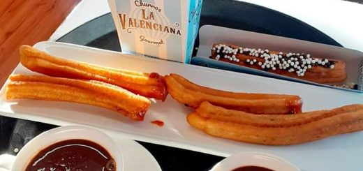 Churros La Valenciana: un deleite en Malvín