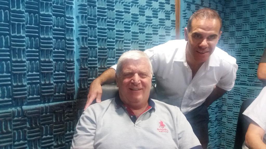 Fernando Corchs y Alberto Sonsol