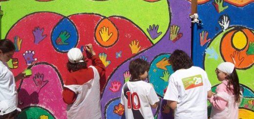 """""""La Colorida"""": la asociación civil Gurises Unidos (Foto: Gurises Unidos)"""