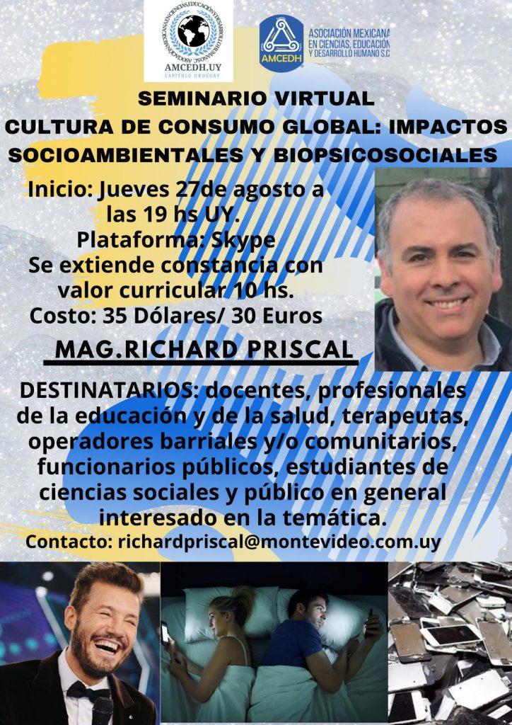 Seminario Richard Priscal
