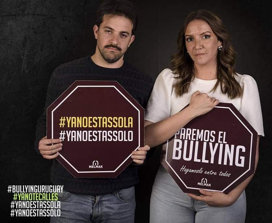 Paremos el Bullying Uruguay!