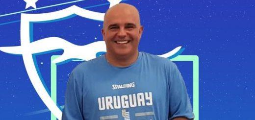 Federico Camiña es el técnico de Malvín. Llega en lugar de Pablo López