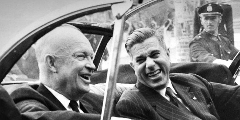 Partido Nacional y la pérdida de salarios en 1958. Foto: Manini y Nardone