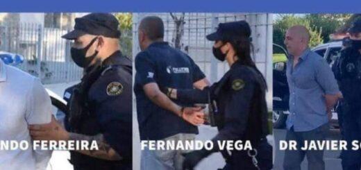 Tres activistas detenidos en Maldonado tras cantar el himno nacional