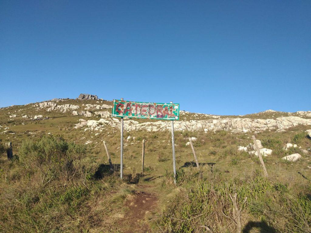Llegamos al Cerro Catedral
