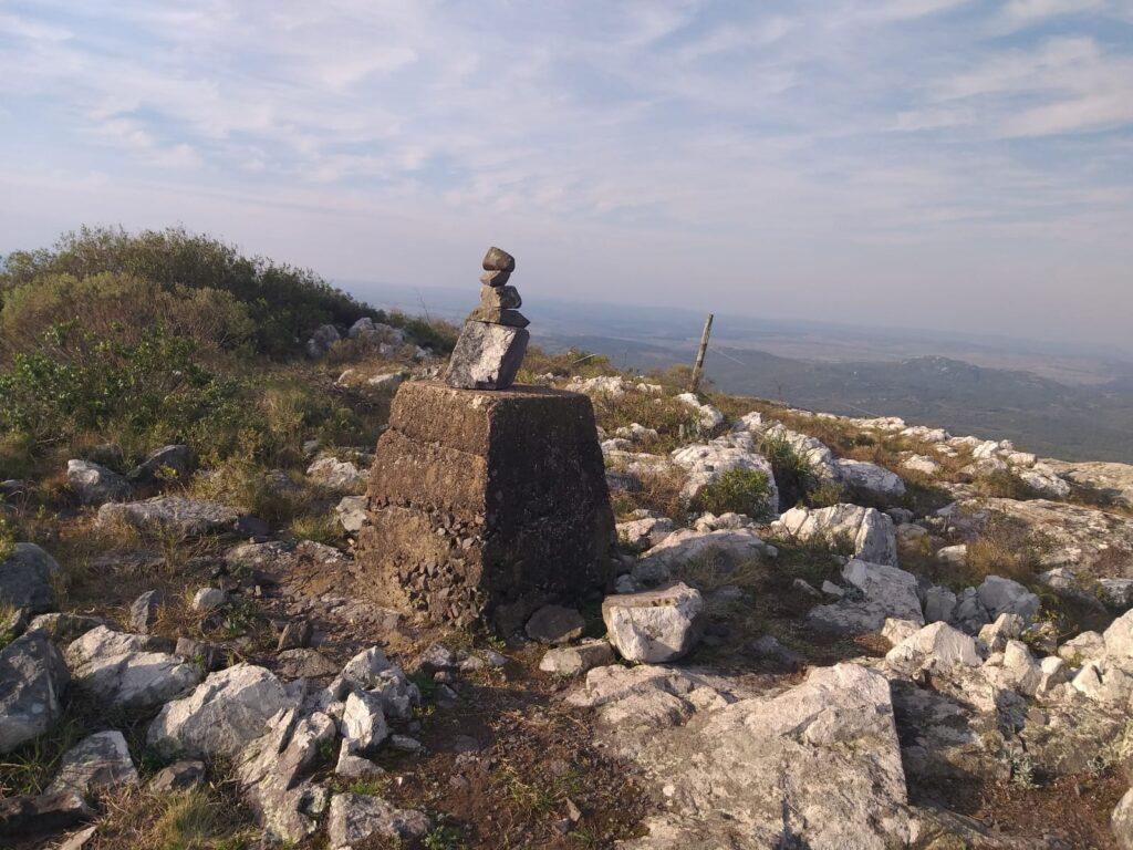 El punto más alto del cerro Betete