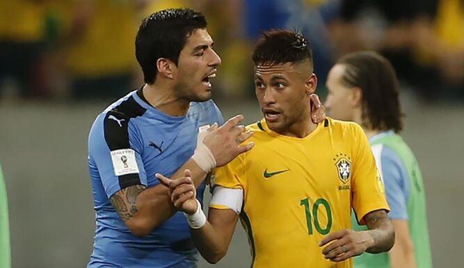Bicentenario del Congreso Cisplatino: cuando Neymar y Suárez jugaban juntos