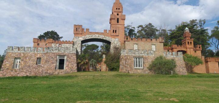Visitamos el Castillo Pittamiglio en Las Flores y conocimos su leyenda