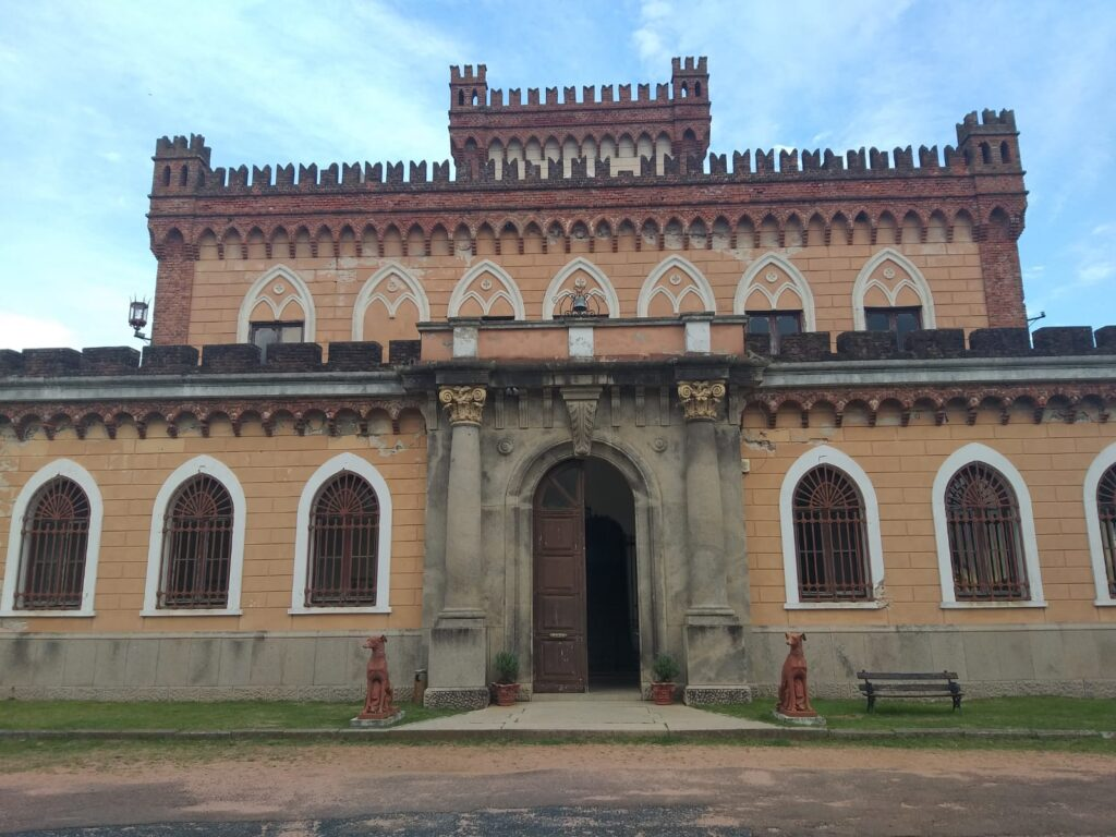 El Castillo Piria y su estilo renacentista