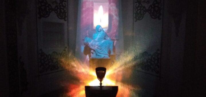 Están preparados para descubrir la teoría increíble del Castillo Pittamiglio y el Santo Grial?