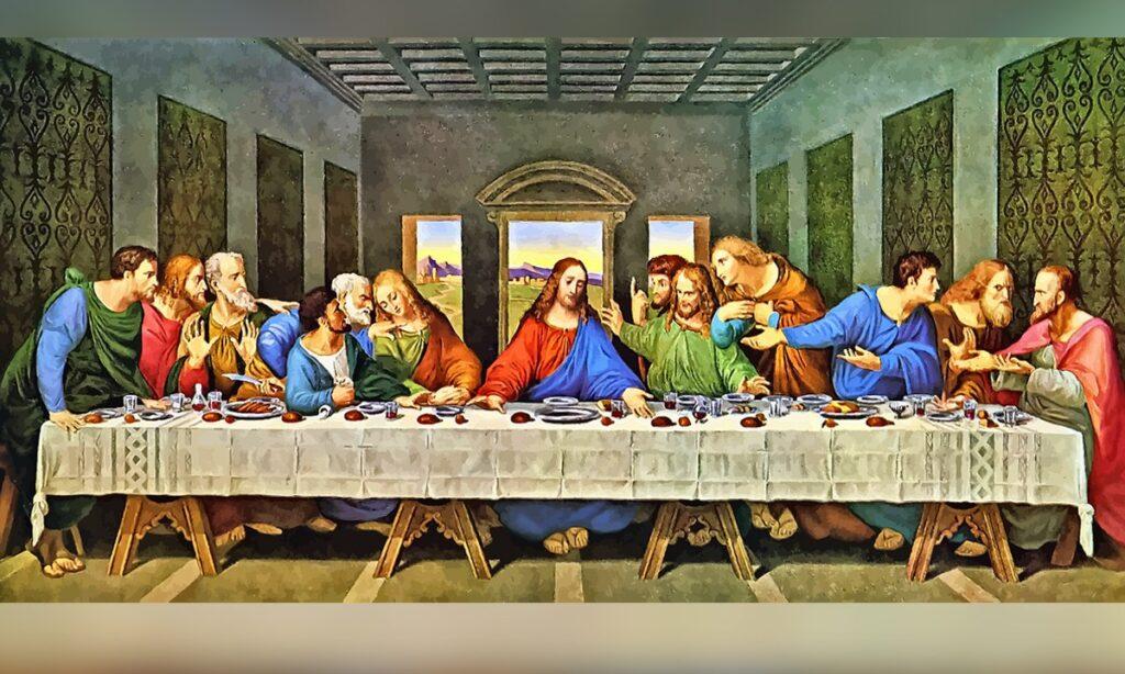 Dónde está el Santo Grial en la Útima Cena de Leonardo Da Vinci?