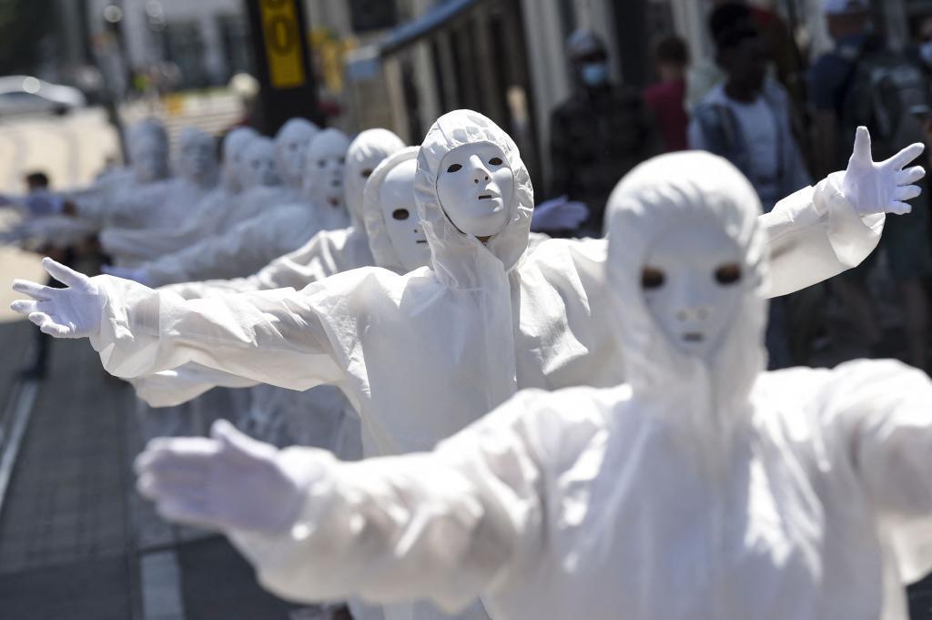 Pandemia y Neoimperialismo del Ego