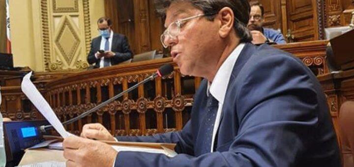 """Diputado Rafael Menéndez: """"aforos si, discriminación no"""""""