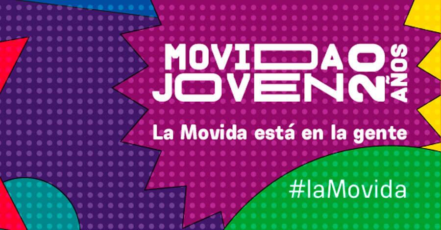 ¡Este año la Movida Joven cumple 20 años!